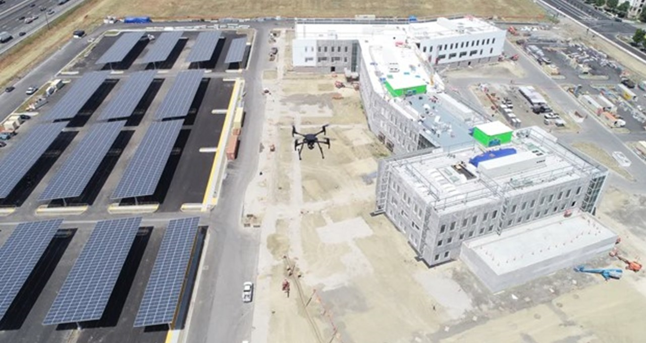 Hardhats and AI: Startup Navigates 3D Aerial Images for Inspections