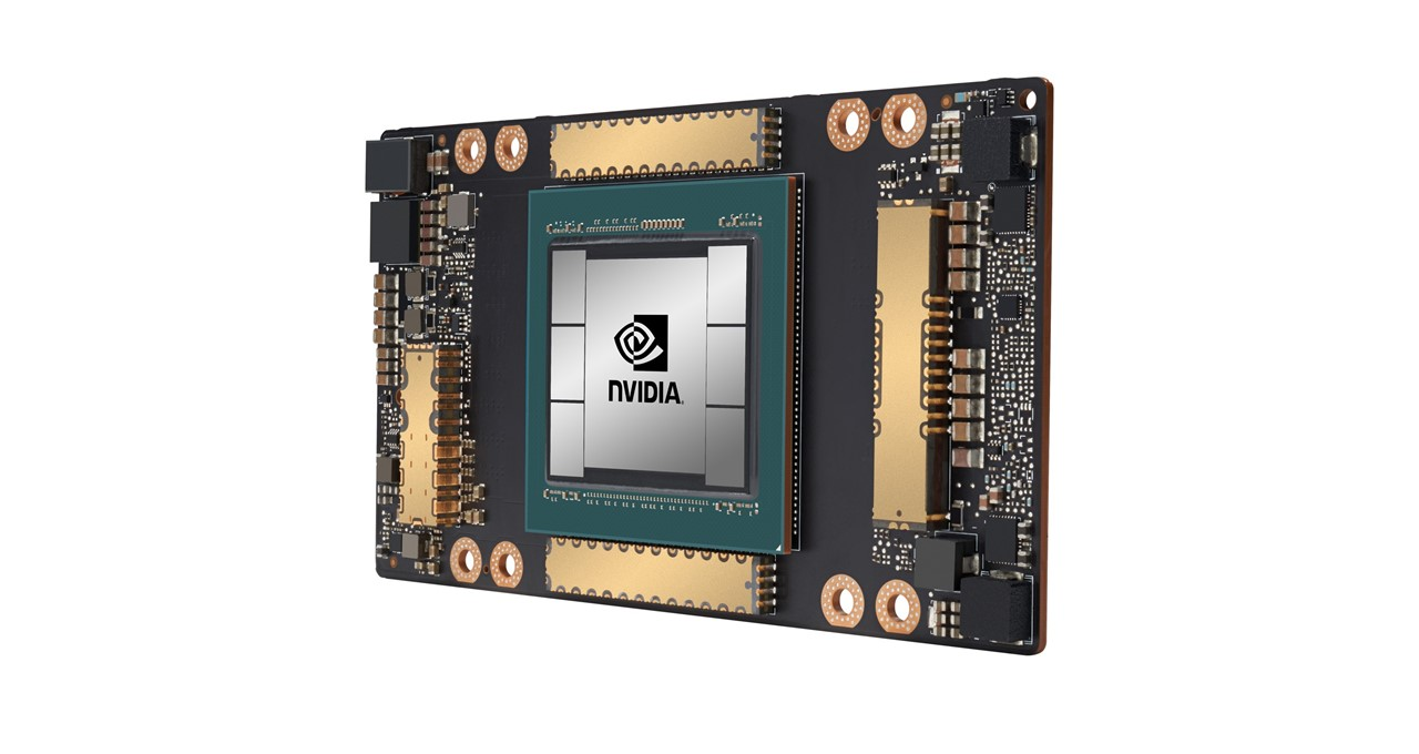 NVIDIA Ampere GPUs Come to Google Cloud at Speed of Light