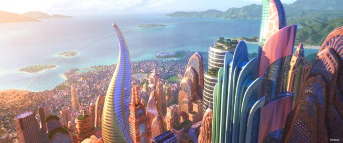 Simulated smart city