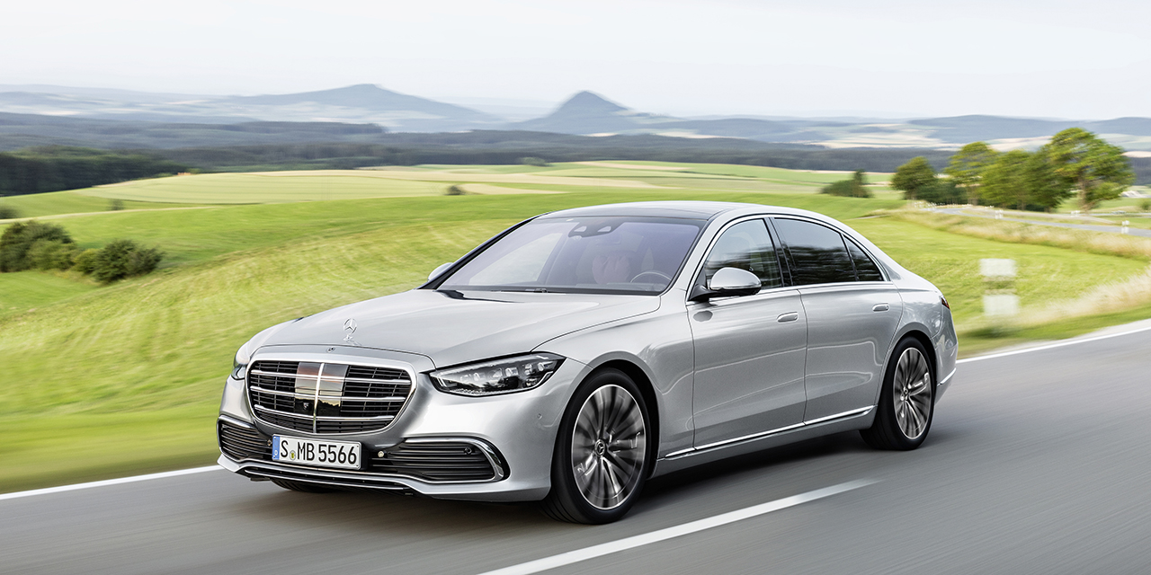 In a Class of Its Own: New Mercedes-Benz S-Class Sports Next-Gen AI Cockpit, Powered by NVIDIA