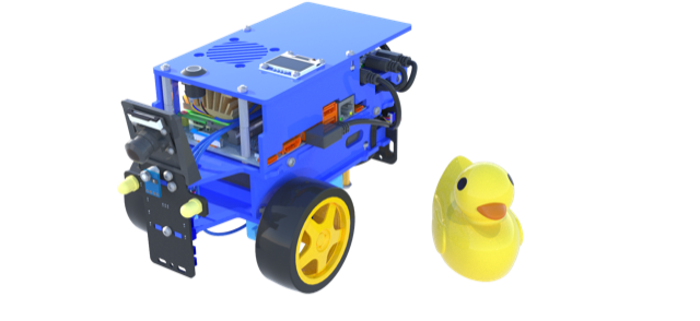 Duckiebot powered by Jetson Nano 2GB