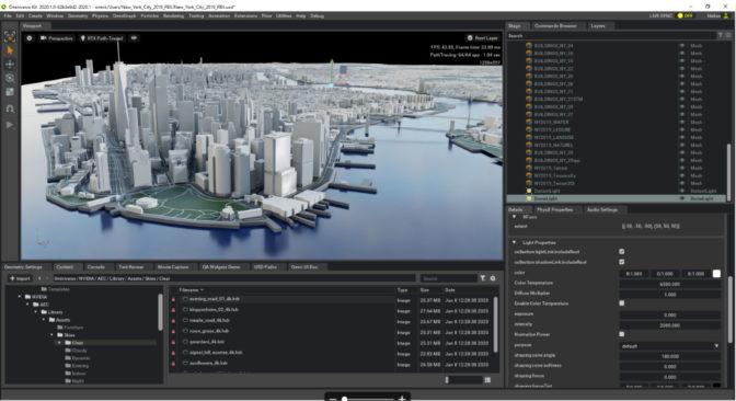 CityEngine uses USD