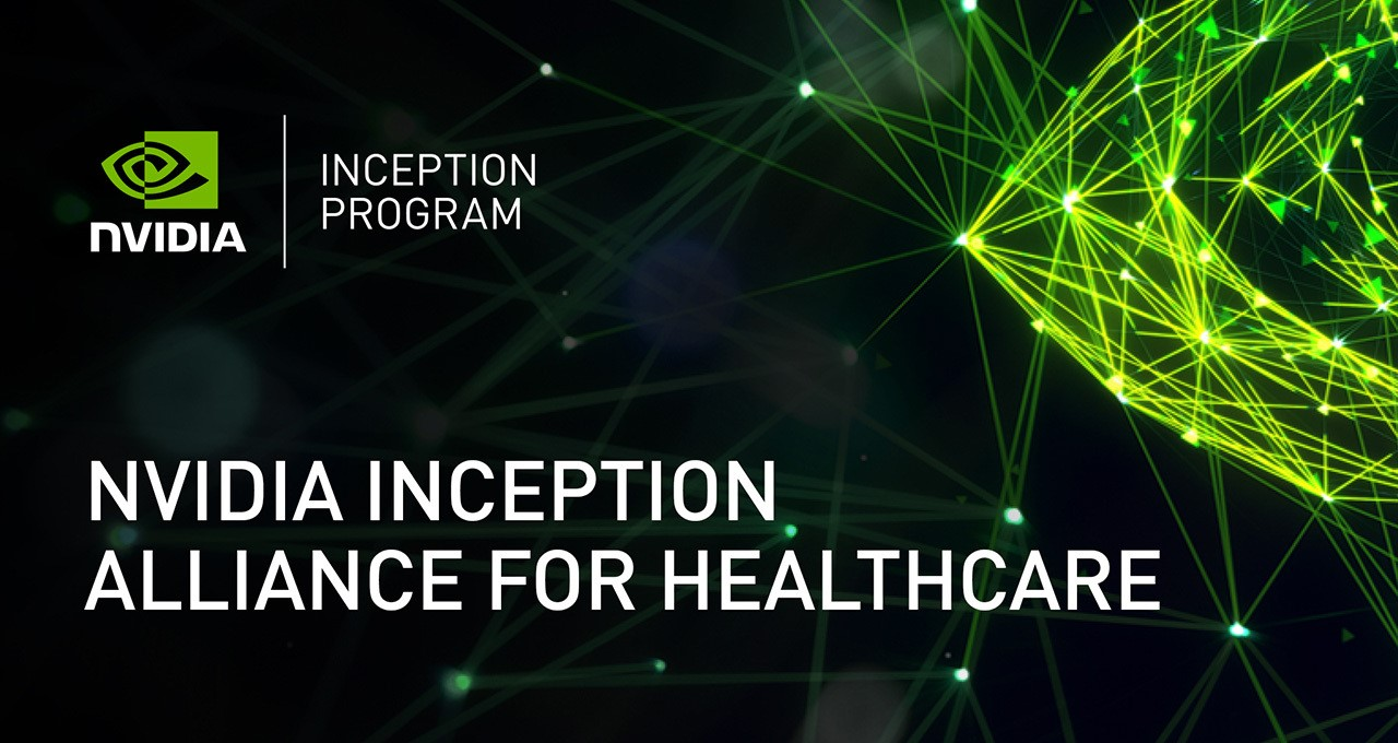 NVIDIA Launches Inception Alliance with GE Healthcare and Nuance to Accelerate Medical Imaging AI Startups