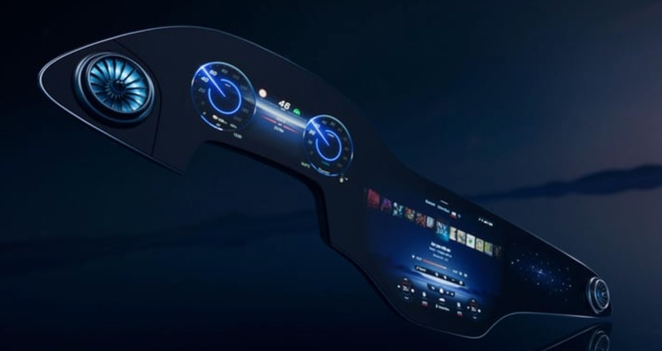 Mercedes-Benz Transforms Vehicle Cockpit with NVIDIA-Powered AI