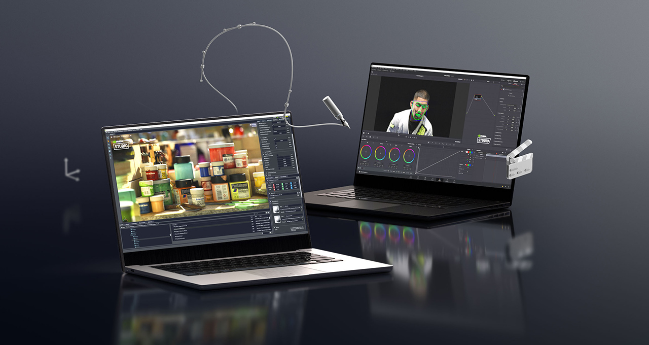 The Ultimate Creative Machines: NVIDIA Studio Laptops Now with GeForce RTX 30 Series Laptop GPUs