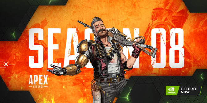 Apex Legends Season 8 Mayhem on GeForce NOW