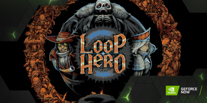 Loop Hero on GeForce NOW