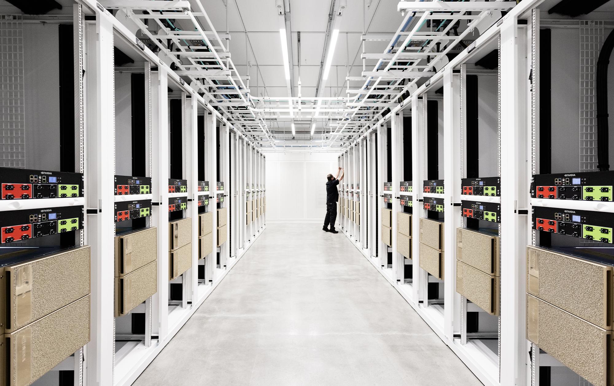 NVIDIA's Marc Hamilton on Building Cambridge-1 Supercomputer During Pandemic