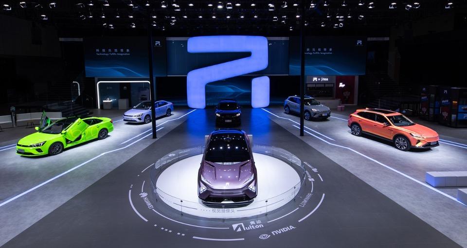 NVIDIA DRIVE Shines at Auto Shanghai | NVIDIA Blog