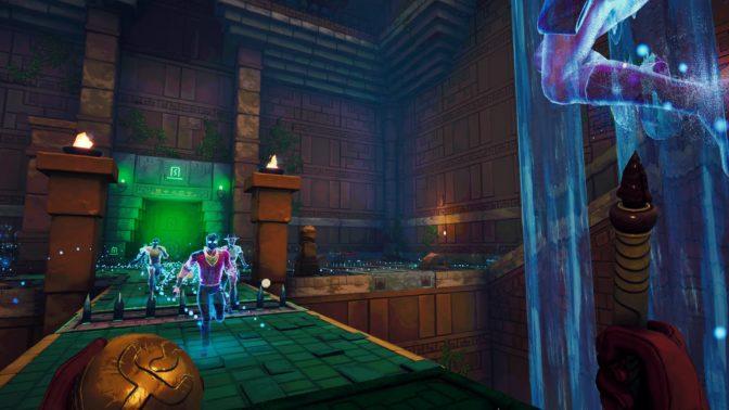Phantom Abyss on GeForce NOW