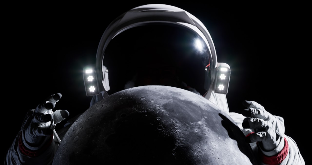 Lunar Has It: Broadcasting Studio Uses NVIDIA Omniverse to Create Stunning Space Documentary   NVIDIA Blog