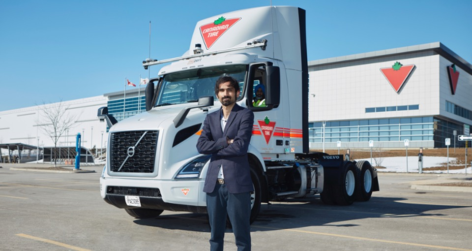 Oh, Canada: NuPort Brings Autonomous Trucking to Toronto Roads with NVIDIA DRIVE