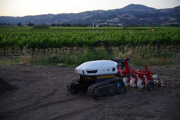 Startup Digs into Autonomous Electric Tractors for Organics | NVIDIA Blog