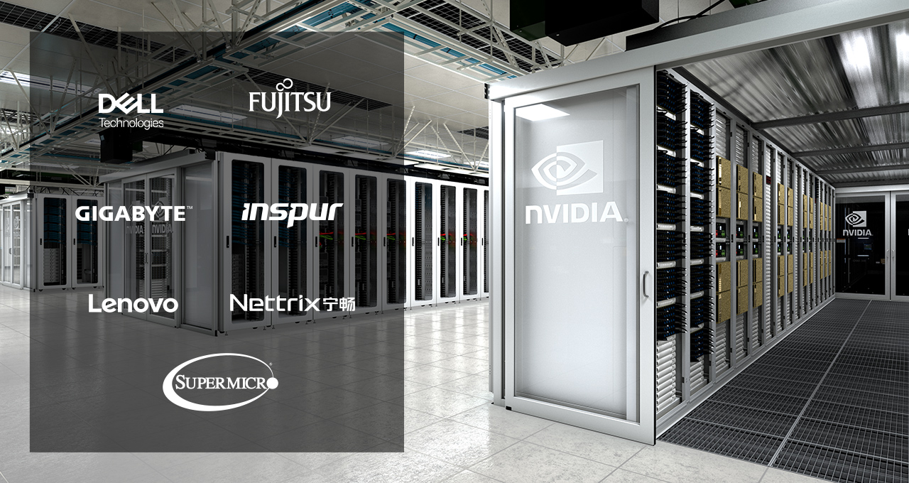Global Computer Makers Deliver Breakthrough MLPerf Results with NVIDIA AI