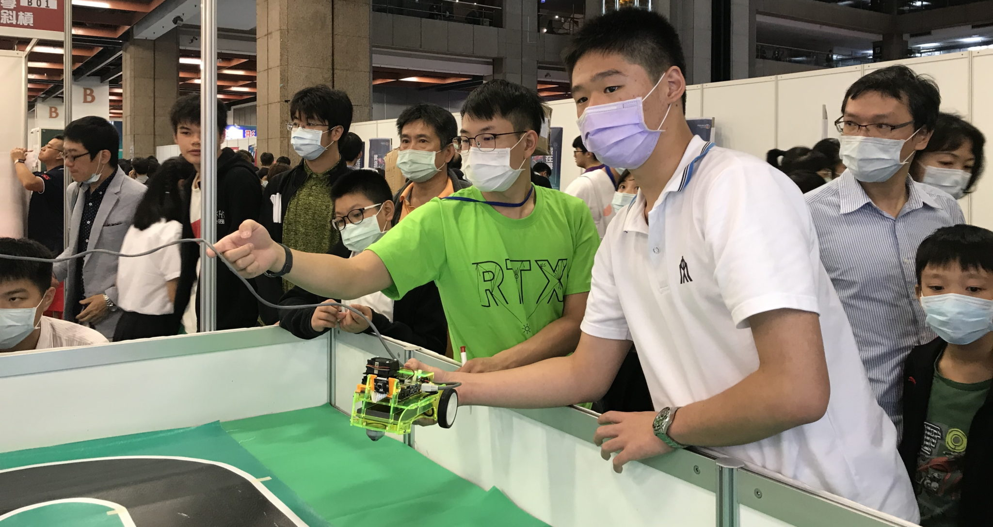 A Sparkle in Their AIs: Students Worldwide Rev Robots with Jetson Nano