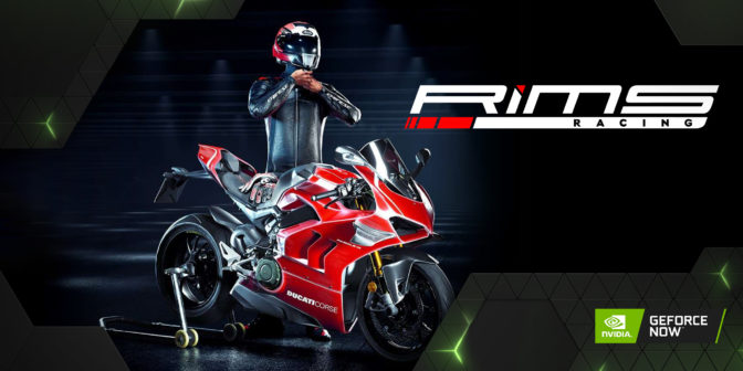 RiMS Racing on GeForce NOW
