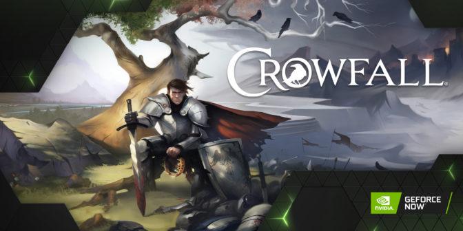 Crowfall on GeForce NOW