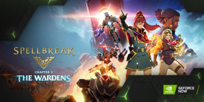 Spellbreak on GeForce NOW