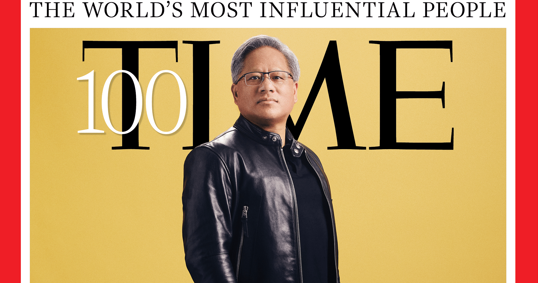 "NVIDIA to Drive ""Advances for Decades to Come,"" Time Magazine Writes"